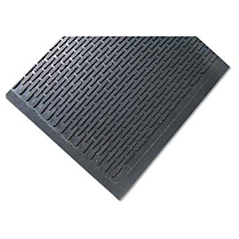 Ludlow Composites Corp. Cro Td46 Bla C-Crown-Tred 4'X6' Mat Black 1/Cs CRO TD46 BLA