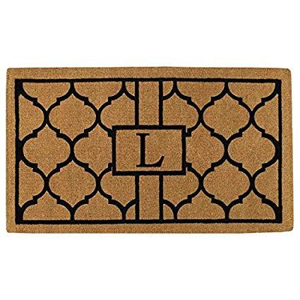Home & More 180082436L Pantera Extra-thick Doormat, 24