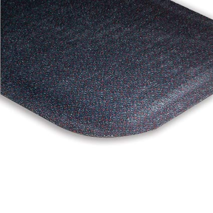 Andersen Hog Heaven Plush Anti-Fatigue Carpet Mat - 3X5' - Blue - Blue - 3x5'